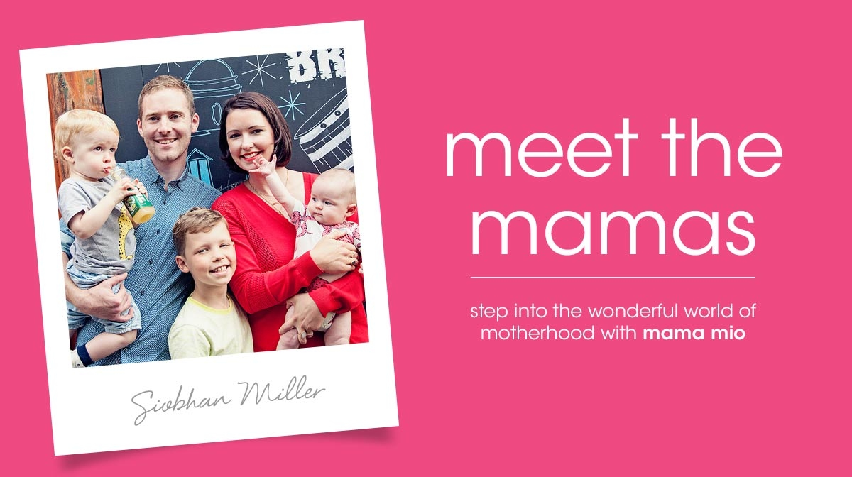 Meet The Mamas : Siobhan- The Double Mama