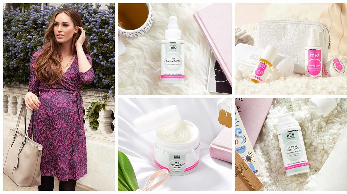 Win A Mama-to-Be Bundle worth £400 with Mama Mio and Seraphine Maternity